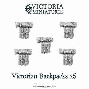 Victorian backpacks