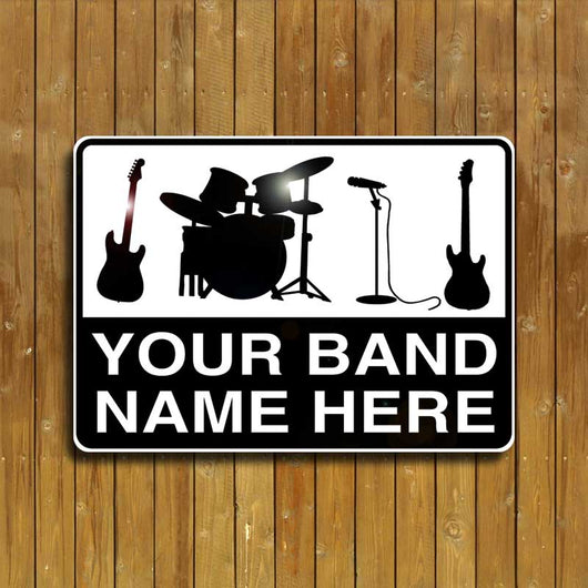 Band  Sign
