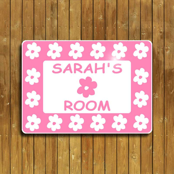 Daisy Border Sign