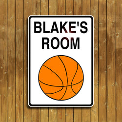 Basketball Sign