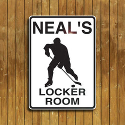 Hockey Sign