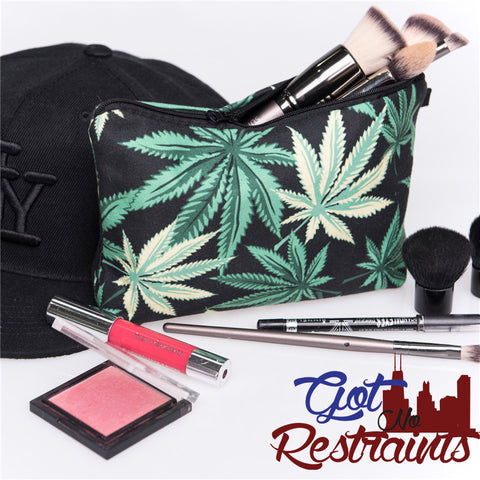 Maple Leaf Makeup Bag - Got No Restraints