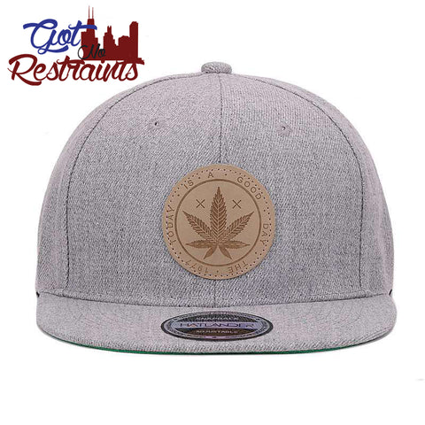 Today is a Good Day Snapback - Got No Restraints