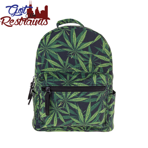 Maple Leaf Backpack - Got No Restraints