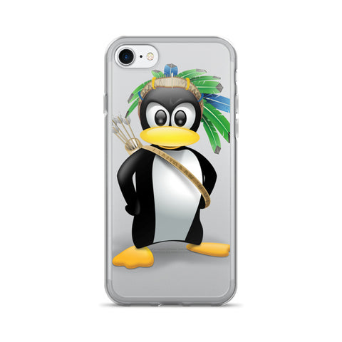Penguin - iPhone 7/7 Plus Case - Got No Restraints