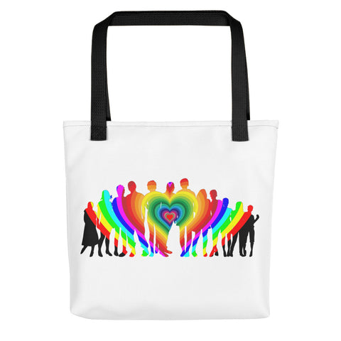 We are ONE! Tote bag - Got No Restraints