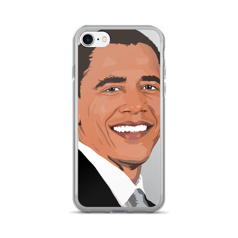 Barack Obama - iPhone 7/7 Plus Case - Got No Restraints