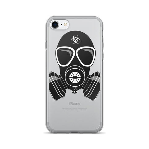 Gas Mask - iPhone 7/7 Plus Case - Got No Restraints