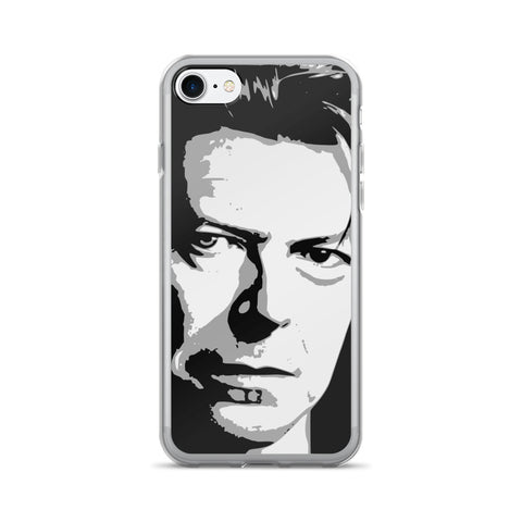 David Bowie - iPhone 7/7 Plus Case - Got No Restraints
