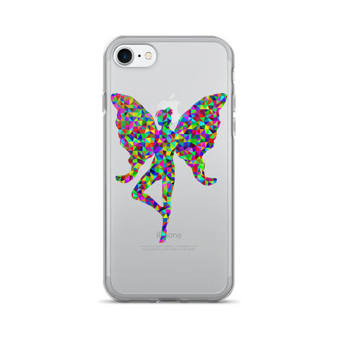 Psychedelic Tinker Bell - iPhone 7/7 Plus Case - Got No Restraints
