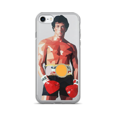 Rocky Balboa - iPhone 7/7 Plus Case - Got No Restraints