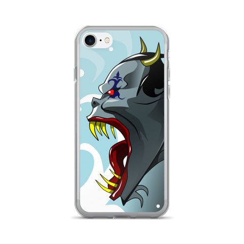 Demon - iPhone 7/7 Plus Case - Got No Restraints