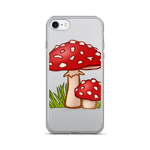 Shroomland - iPhone 7/7 Plus Case - Got No Restraints