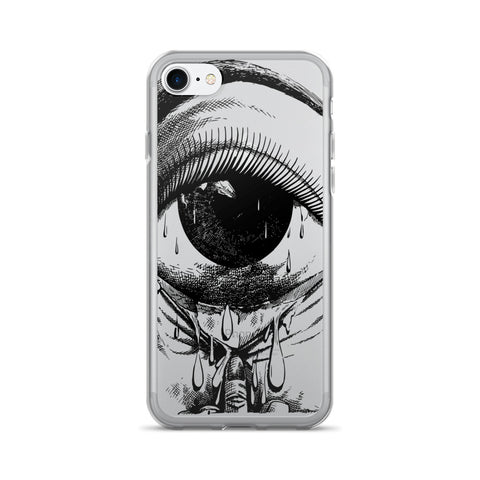 Tears - iPhone 7/7 Plus Case - Got No Restraints