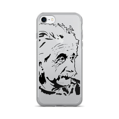 Einstein - iPhone 7/7 Plus Case - Got No Restraints