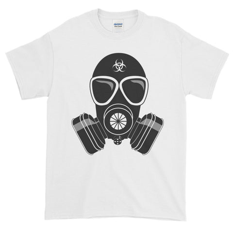 Gas Mask - Short-Sleeve T-Shirt - Got No Restraints