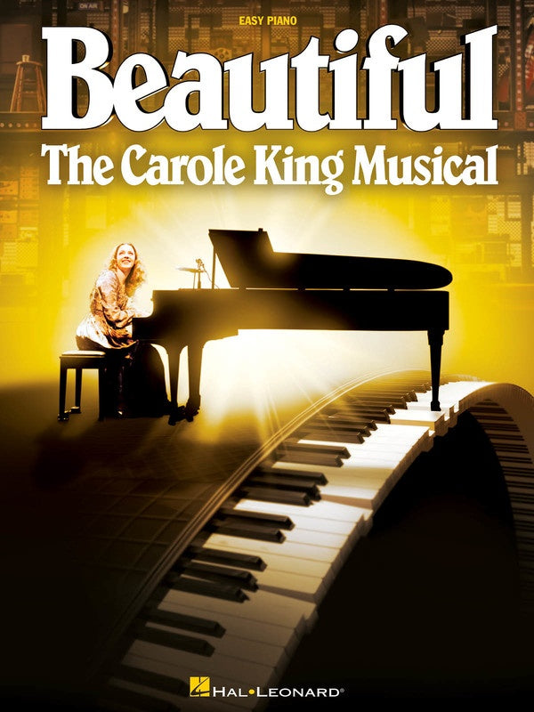 Beautiful Carole King Musical Easy Piano - My Music Books