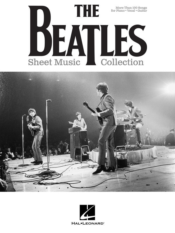 The Beatles Sheet Music Collection Pvg - My Music Books