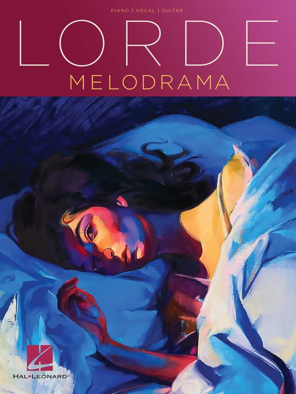 Lorde - Melodrama Pvg - My Music Books