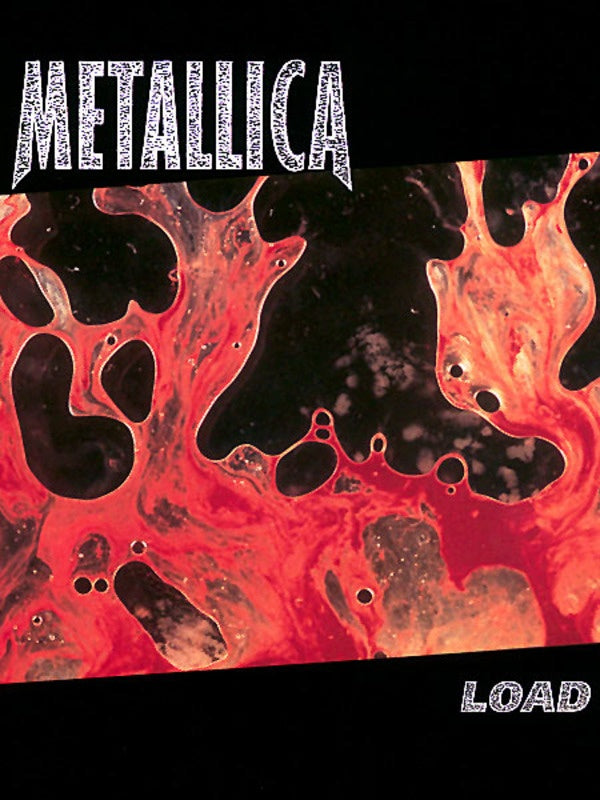 Metallica - Load Guitar Tab - My Music Books