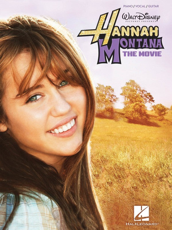 Hannah Montana The Movie Pvg - My Music Books