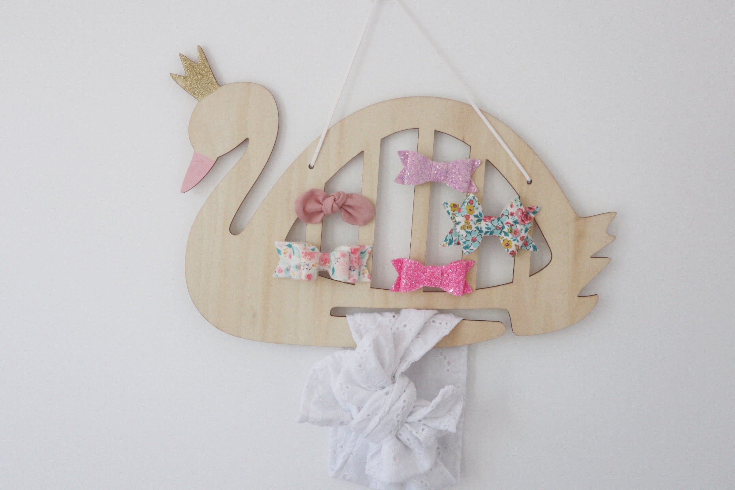 Swan Princess Bow Storage