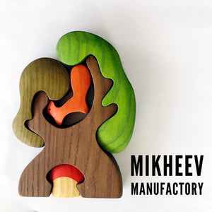 Mikheev Woodmakers Collection