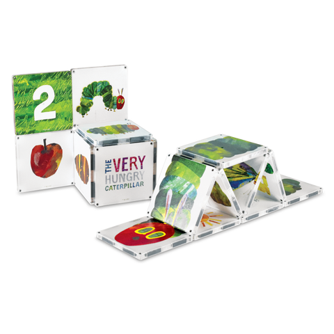 Eric Carle The Very Hungry Caterpillar Magna-Tiles®