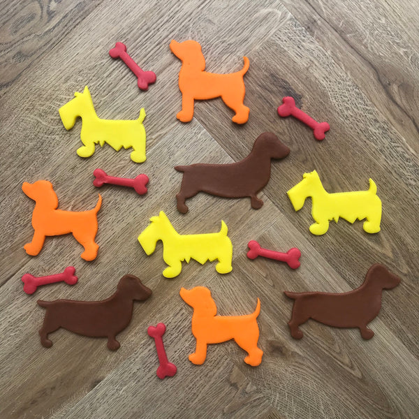 Doggy Playdough Kit