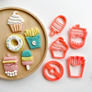 Snack Time! Playdough Kit