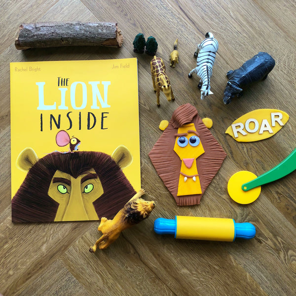 "JULY Storytime at Liliewoods Social - 'The Lion Inside"" by Rachel Bright 28 July"