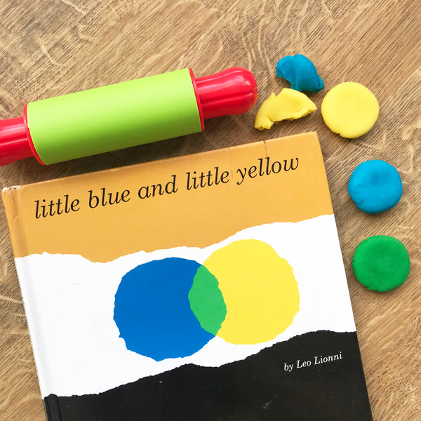 "MAY Storytime at Liliewoods Social - The World of Leo Lionni ""Little Blue, Little Yellow"" 19 May"
