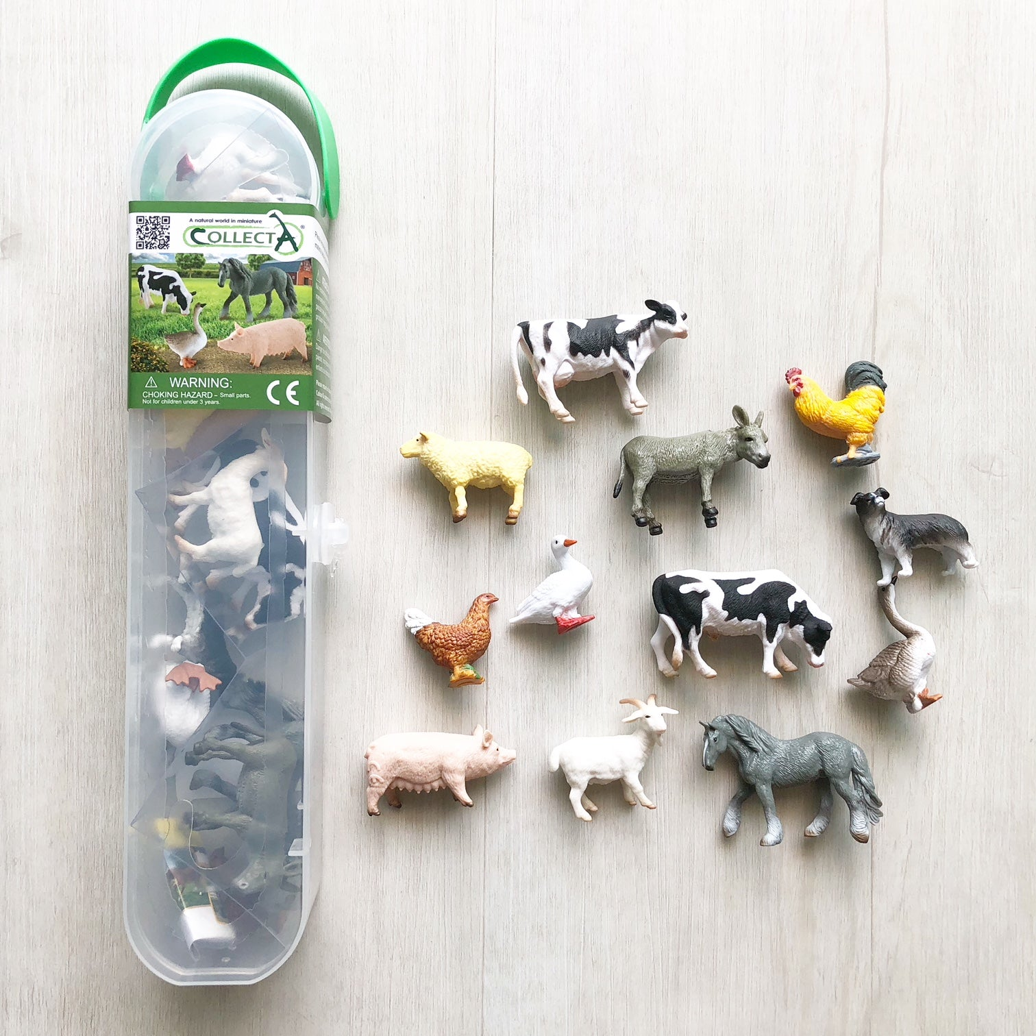 PRE-ORDER CollectA Box of Mini Farm Life *ETA july*