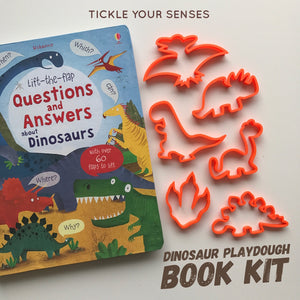 Dinosaur Playdough Kit