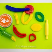 Easy-Clean Playdough Mats