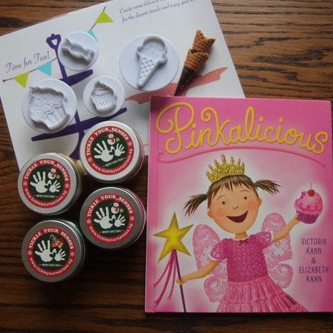 """Pinkalicious"" Playdough Book Kit"