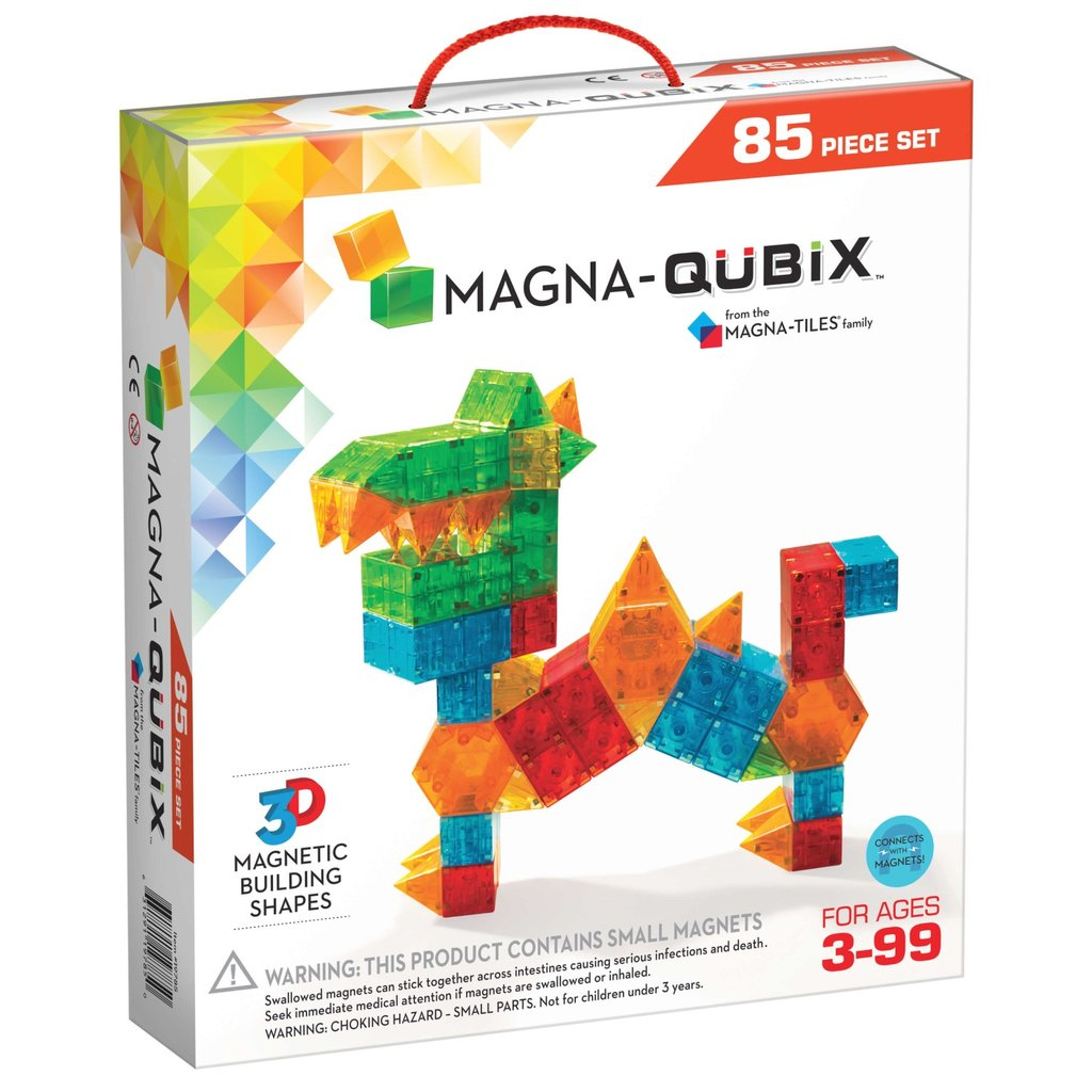 MAGNA-QUBIX 85 Piece Set *new in store*