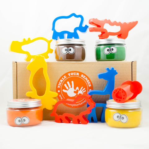 Jungle Playdough Kit
