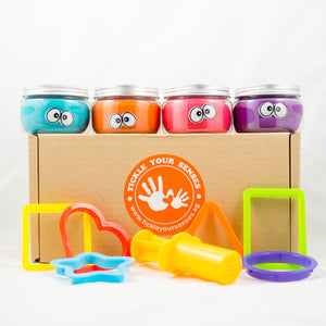 Shapes Playdough Kit