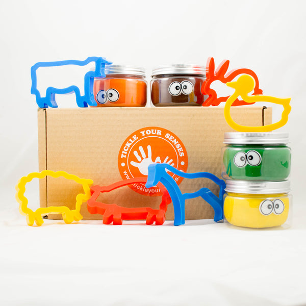 Farm Playdough Kit