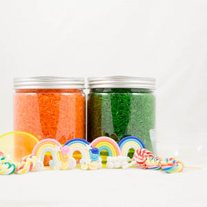 Coloured Rice Candyland Kit