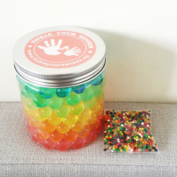 Rainbow Waterbeads Tub