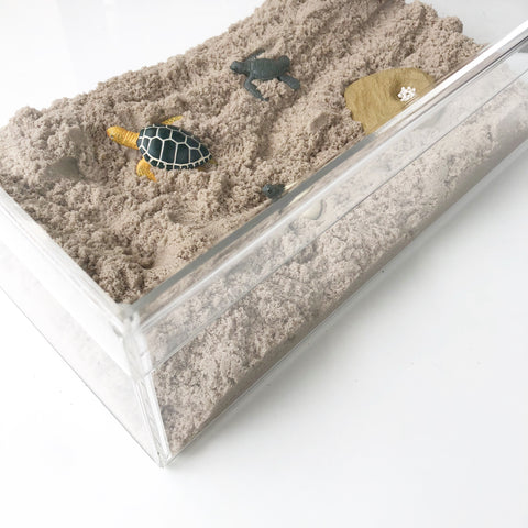Sensory Play Acrylic Box