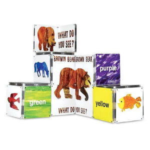 Eric Carle Super Combo 1 Magna-Tiles® Set *must have!*
