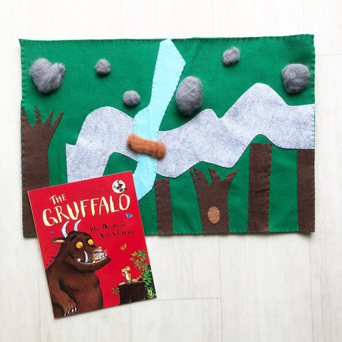 The Gruffalo Small World Play Mat