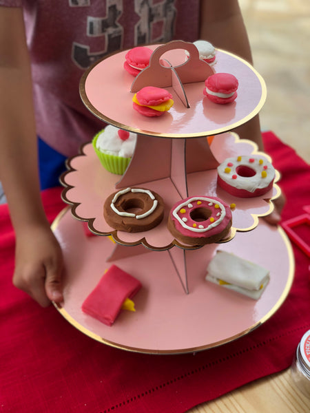 High Tea Playdough Kit