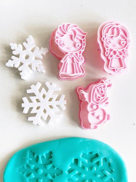 Frozen Playdough Kit