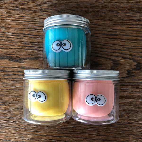 *Sweet Pastels Playdough Packs [with tubs]