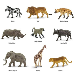 South African Animals Toob *new in 2020*
