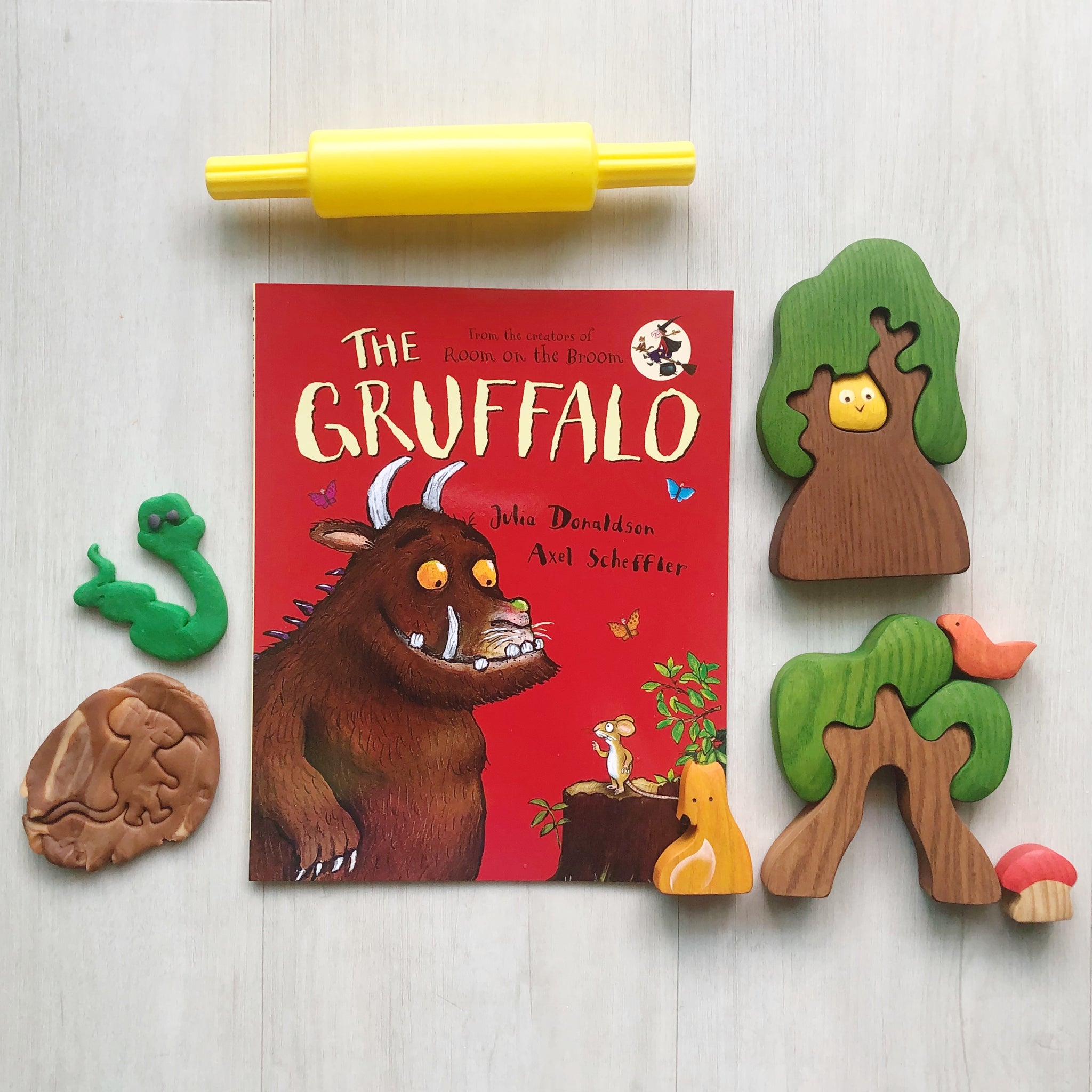 Storytime at Liliewoods GWC - The Gruffalo by Julia Donaldson 2 Nov